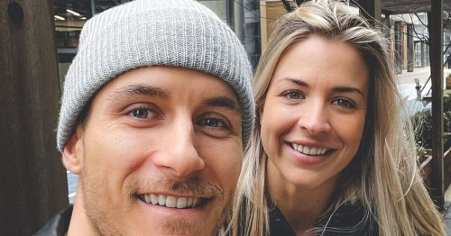 Gemma Atkinson reacts as fiancé Gorka Marquez paired with soap star on Strictly