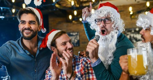 Festive radio station playing non-stop Christmas music has launched in the UK