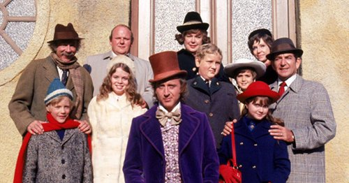 Willy Wonka and the Chocolate Factory cast now - vet, soap star and tragic death
