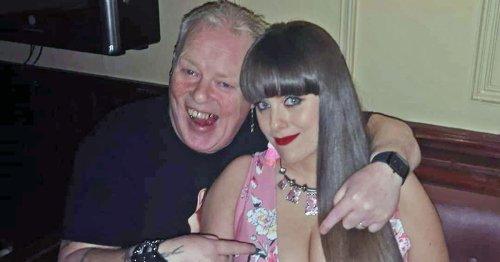 'Cruel strangers call my husband a paedo because he's 24 years older than me'