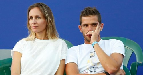 Ex-Real Madrid footballer 'caught cheating' on tennis star wife with best friend