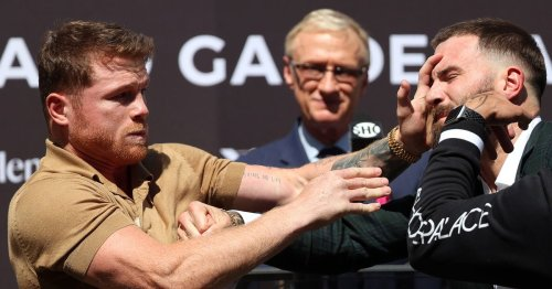 When is Canelo Alvarez vs Caleb Plant? Date, undercard, UK time and TV channel