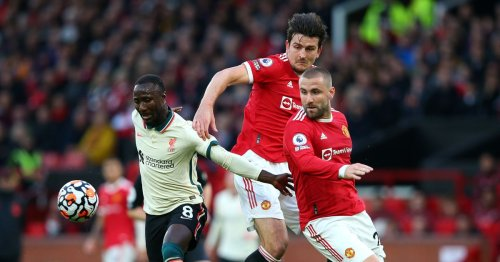 Man Utd defensive duo Maguire and Shaw have fallen very far from Euro 2020 form