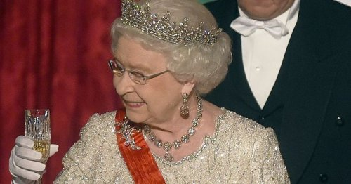 Queen makes 'personal decision' to give up nightly martini on doctor's advice