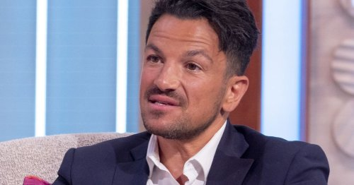 Peter Andre says Strictly stars 'shouldn't be forced' to have Covid vaccine