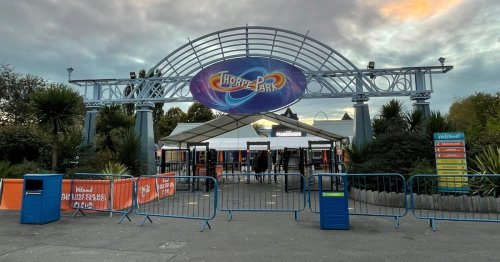 Thorpe Park Fright Night slammed for queues and 'actors who don't seem bothered'