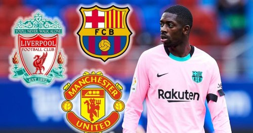 Barcelona 'suspicious' of Man Utd and Liverpool as Dembele situation escalates