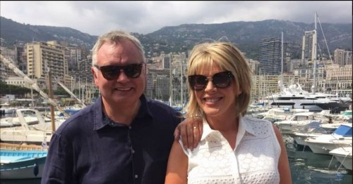 Eamonn Holmes and Ruth Langsford rake in over £1m from thriving business empire