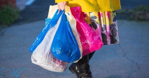 Price of a plastic bag to double within days as government sets official date