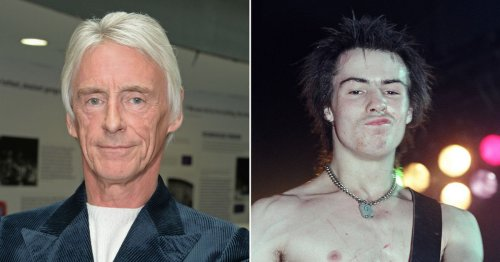 'I slapped Sid Vicious and put him in A&E - but he started it,' says Paul Weller