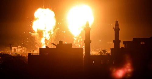 Israel-Gaza violence erupts for first time since end of last month's fighting