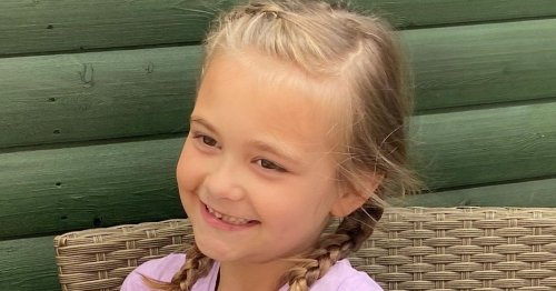'Beautiful' girl, 6, killed after being hit by car as dad pays tragic tribute