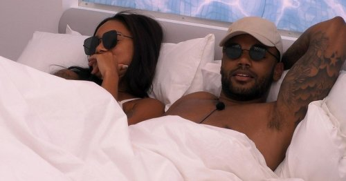 Love Island fans rage at Tyler as he cheats on Kaz by snogging Clarisse in bed