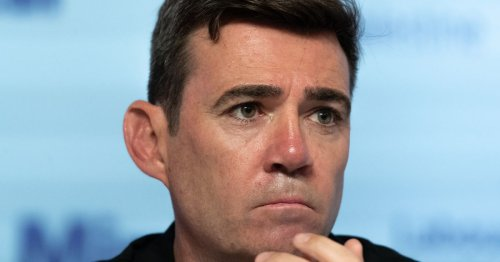 Andy Burnham brands Labour a 'problem gambler' with string of swipes at Starmer