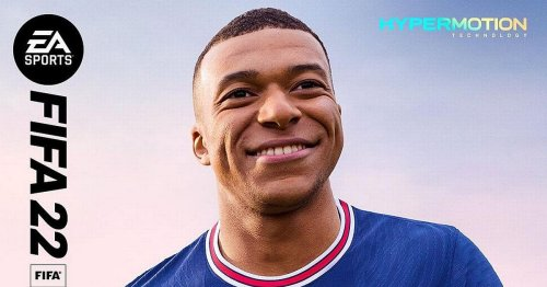Fans left confused as EA Sports changes Kylian Mbappe's height for FIFA 22