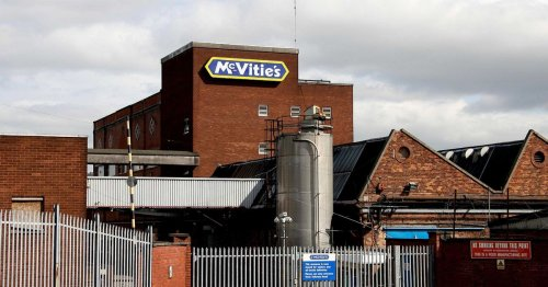 """McVities slash 500 jobs with factory closure in """"kick in the teeth"""" for workers"""