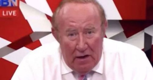 Andrew Neil cries as he says he came close to having a breakdown over GB News