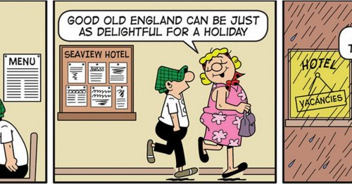 Andy Capp - 26th July 2021