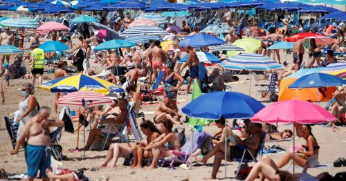 Nearly 3% holidaymakers returning from Spain have Covid ahead of travel update