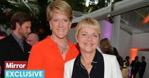Clare Balding shares secret to happy marriage after six years with wife Alice