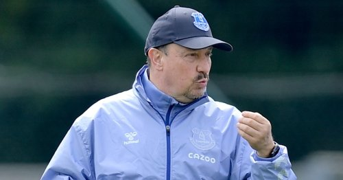 Benitez's Everton transfer admission and pointed Calvert-Lewin message