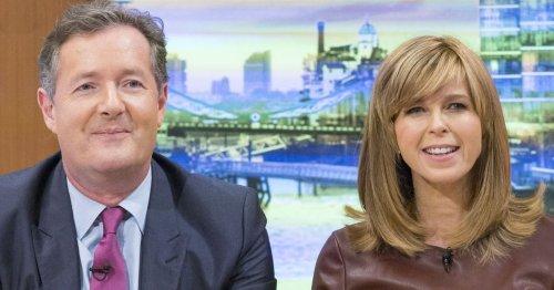Piers Morgan says it's unfair Kate Garraway's husband Derek never got Covid jab