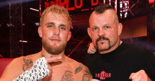 """Jake Paul replies to """"clown"""" callout from UFC legend Chuck Liddell"""