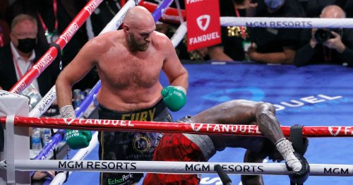 Deontay Wilder 'wants fourth Tyson Fury bout' but American's manager has warning