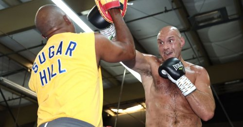 Tyson Fury's retirement plans after Deontay Wilder and Anthony Joshua fights