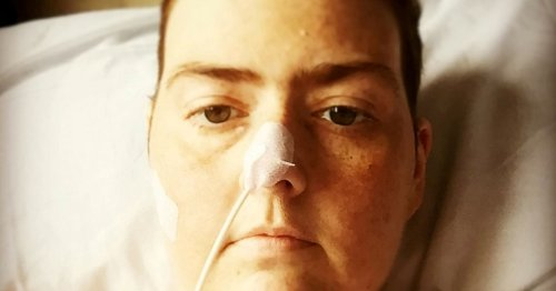 Woman, 38, told she had days to live after bungled weight-loss surgery
