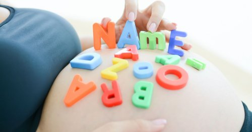 Mum-to-be questions dream baby name as she's worried it 'won't work' in the UK