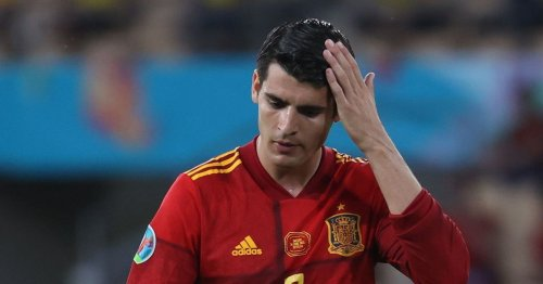 Alvaro Morata hits back at critics as he admits 'losing sleep' over Sweden miss