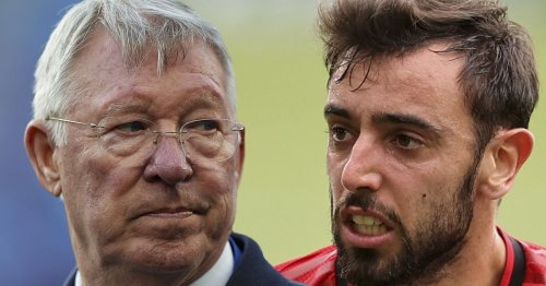 Bruno Fernandes, Alex Ferguson and the Man Utd regret they both firmly agree on