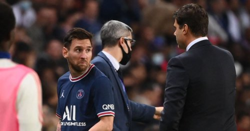 5 things we noticed as Lionel Messi makes PSG home debut and snubs Pochettino
