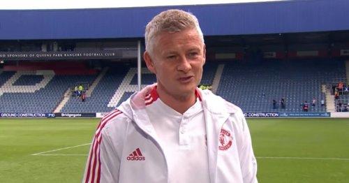 Solskjaer drops Martial hint after Sancho joins Man Utd
