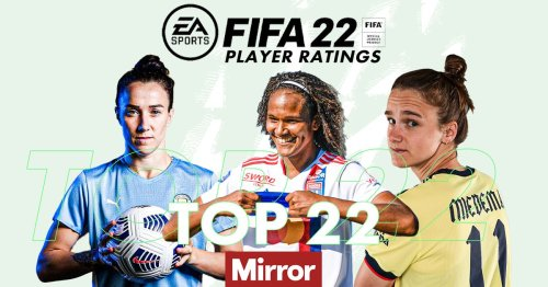 Best women's players in FIFA 22: Lucy Bronze higher rated than Cristiano Ronaldo