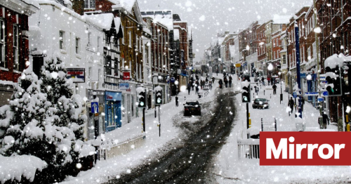 Met Office confirms snow will likely hit as Britain plunges into icy winter