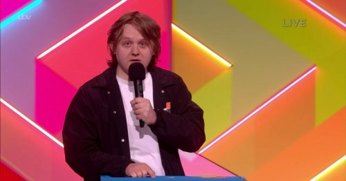 BRITs viewers baffled as crowd boos Lewis Capaldi during muted speech