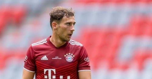 Leon Goretzka ends Man Utd transfer hope by penning new deal at Bayern Munich