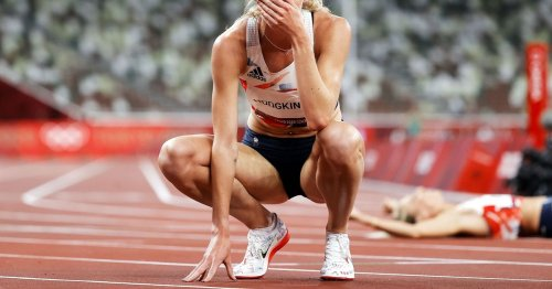Jenny Meadows: I'm supposed to inspire Keely Hodgkinson but she inspires me