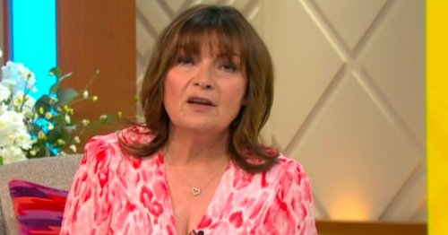 Lorraine sends love to co-star having 'tough time' amid stage 4 bowel cancer