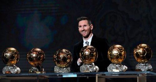 Ballon d'Or 'leak' sees Messi miss out on top spot but fans aren't convinced