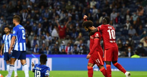 5 talking points as Salah delivers again in Champions League win over Porto
