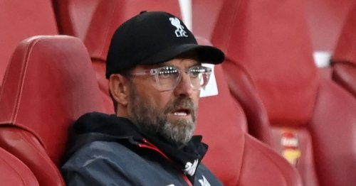 Jurgen Klopp stopped from making any more Liverpool transfers