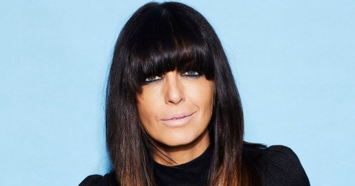 Claudia Winkleman unrecognisable in old snaps without fringe and eyeliner