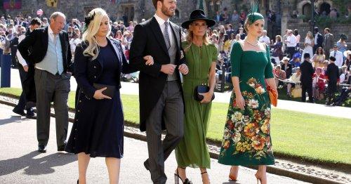 Princess Diana's gorgeous Spencer family - model bride and Prince Harry 'lite'