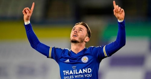 Arsenal 'offer four players to Leicester' in fresh £60m Maddison transfer move