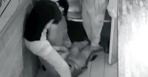Three kebab shop owners jailed after dragging 'thief' into store and beating him