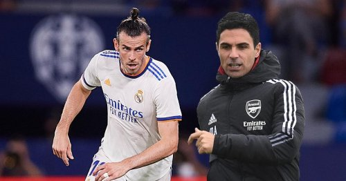 Arsenal eye double Real Madrid transfer as Bale proposal made