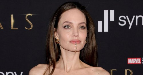 Angelina Jolie 'having fun dating' and 'making up for lost time' after Brad Pitt
